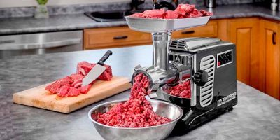 Best Meat Grinder for Deer Review With Buying Guide 2021